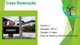 casa na redenção - R$ 130 mil