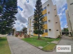 Título do anúncio: Apartamento com 3 dormitórios para alugar, 70 m² por R$ 1.100/mês - Maurício de Nassau - C
