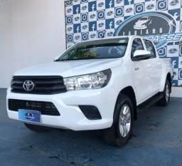 Título do anúncio: Toyota Hilux CD 4X4 2.8 (Diesel) 2020 - Completo - IPVA 2021 Pago - Extra!