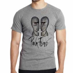 Camisa Camiseta Pink Floyd Rock Banda