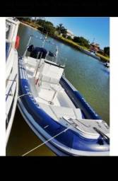 Bote Flexboat SR 760 2 x Mercury Verado 300 HP Oportunidade!!!
