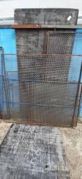 Título do anúncio: Tela Moeda (chapa belinox) aço inox/carbono - Usado