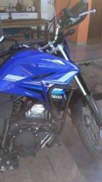 Moto Lander 250cc 2021/2021 emplacada