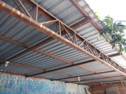 Título do anúncio: Vende-se estrutura de Barracão