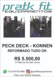 Peck deck konnen