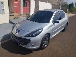 Título do anúncio: Peugeot 207 xr sport 1.4 2010 ABAIXO DA FIPE
