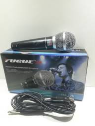 Microfone promocional