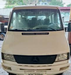 Vendo ou troco  Van Sprinter em perfeito estado