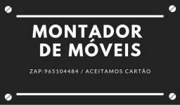 Título do anúncio: Montador de Móveis barato