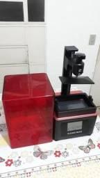 Impressora 3d Elegoo Mars com defeito! Leia o anúncio!