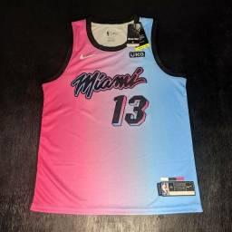 Regata NBA Miami Heat Lançamento