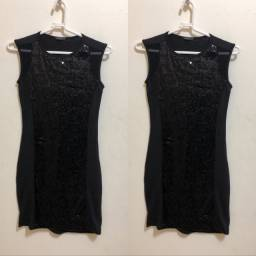 VENDO VESTIDOS OVER BLACK, FOREVER 21.