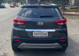 Hyundai Creta Prestigie Automatica    2.0