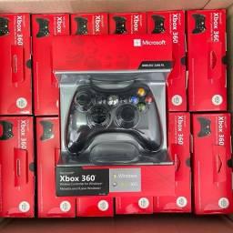 Controle xbox360 novo