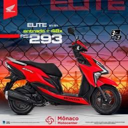 Título do anúncio: ELITE 125 AUTOMÁTICA