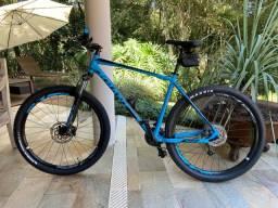 Bicicleta Mtb Aro 29 Giant 29Er2 Talon Shimano Deore Azul