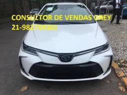Título do anúncio: Corolla VvT-i 2022 Hybrid Flex Altis Blindado 0km