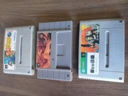 Jogos Super Nintendo,  Nintendo 64 e Nintendinho