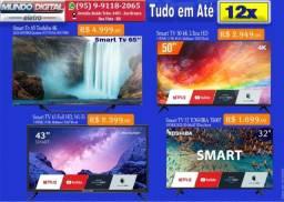 Título do anúncio: Smart Tv com preços imperdíveis somente aqui! Aproveite!