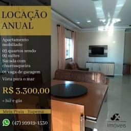 Apartamento locação anual