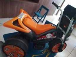 Vendo motoca motorisada