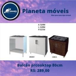 Título do anúncio: Balcão p/ cooktop 80cm!!!