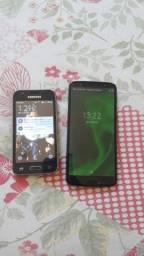 Moto G6 play, e J1 Mine