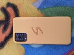 Samsung A12 SEMI NOVO(1 MÊS DE USO)