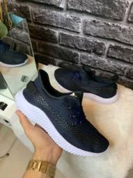 Tênis Adidas ( 38 ao 43 ) -- 3 Cores Disponíveis