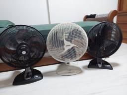 3 ventiladores Arno 220 volts os 3 por 150,00