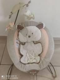 Cadeirinha de descanso, acalmar e ninar o baby