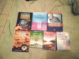 7 livros de estudo bíblicos