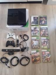 Xbox 360 4gb Slim bloqueado