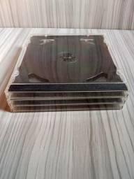 Caixas de CD Duplo