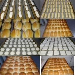 Pão Congelado e Salgados