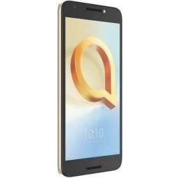Smartphone Alcatel A3 Plus Preto - Tela 5,5