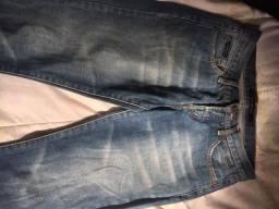 ( baixei) Calça jeans Calvin Klein original