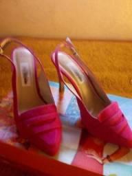 Sapato usado 2vezes