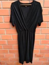 Vestido vintage lurex GG