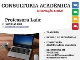 Consultoria Acadêmica Especializada