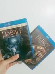 Hobbit 1 e 2 Blu Ray