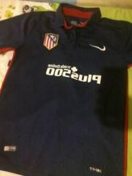 Camisa do A.D Madrid. Zerada !!! Tmn M