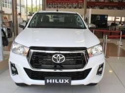 Hilux srv 2.8 okm 2020/20 - 2019