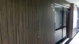 Sala com 4 ambientes -2 wc - 64m2 - 2 vagas - Centro - locação