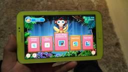Tablet Samsung tab 3 kids 7 Pol. ! bem novinho!!!! Linnndo!!!