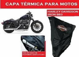 Super Desconto * Capa Harley Iron 883* Fat Boy