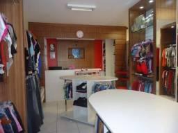 Instalação para loja de roupas