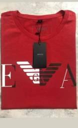 Camisetas Importadas Pima Cotton com elastano