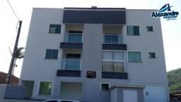 Apartamento novo no centro de guaramirim.