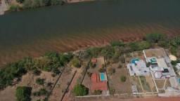 Terreno as margens do Rio Araguaia no Pontal do Araguaia ? MT